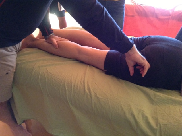 Rolfing® Structural Integration therapy